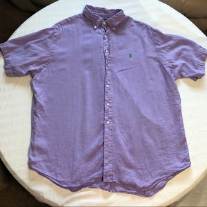 Polo by Ralph Lauren Men's Button Up Size XXL
